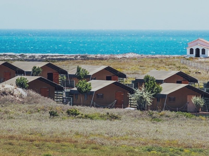 dream windsurfing and kitesurfing location in Keros